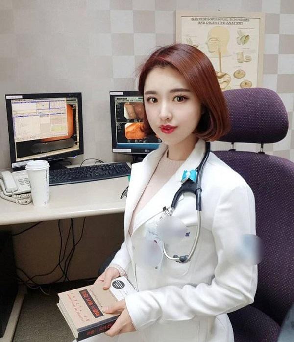 Lụi tim trước vẻ đẹp của những nàng bác sĩ nóng bỏng nhất xứ Hàn - Ảnh 7