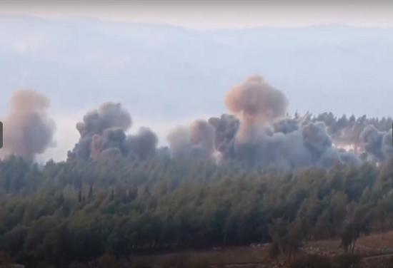Tình hình chiến sự Syria mới nhất ngày 9/3: 20 UAV Thổ Nhĩ Kỳ tấn công hệ thống Pantsir-S - Ảnh 3