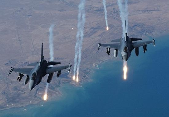 """Tình hình chiến sự Syria mới nhất ngày 1/4: Su-34 Nga """"trút giận"""" lên phiến quân thân Thổ Nhĩ Kỳ - Ảnh 3"""