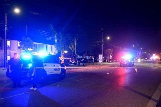 Lại xả súng ở Mỹ khiến 9 người thương vong, gồm cả trẻ em - Ảnh 1