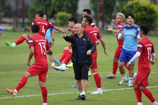 Tuyển Việt Nam tiêm vaccine ngừa COVID-19 trước khi đá vòng loại World Cup 2022 - Ảnh 1