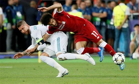 Ramos chấn thương nặng, lỡ cuộc tái ngộ Salah - Ảnh 1