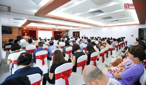 Hội Luật gia Việt Nam tổ chức Nghiên cứu, học tập, quán triệt Nghị quyết Đại hội XIII của Đảng - Ảnh 1