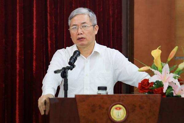 Hội Luật gia Việt Nam tổ chức Nghiên cứu, học tập, quán triệt Nghị quyết Đại hội XIII của Đảng - Ảnh 4