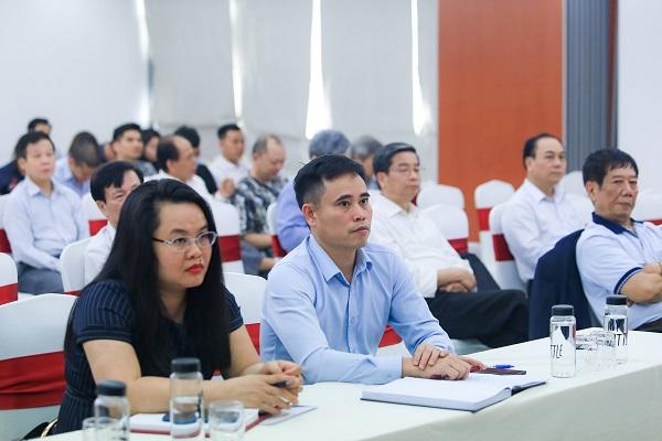 Hội Luật gia Việt Nam tổ chức Nghiên cứu, học tập, quán triệt Nghị quyết Đại hội XIII của Đảng - Ảnh 6
