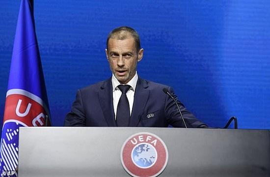 UEFA họp bất thường, ra phán quyết bất ngờ cho nhóm CLB thành lập Super League - Ảnh 1