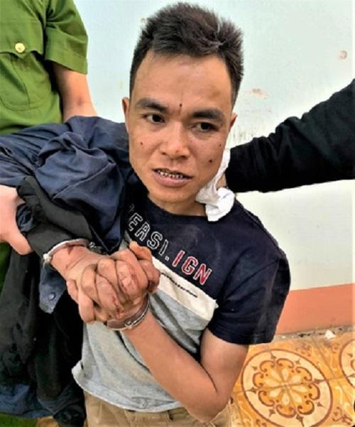 """Sơn La: Đối tượng nghi """"ngáo đá"""" cầm dao xông vào trường mầm non truy sát 2 người - Ảnh 1"""