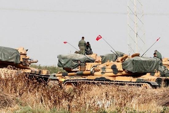 Tình hình chiến sự Syria mới nhất ngày 29/4: Thổ Nhĩ Kỳ án binh bất động sau đòn đau từ Nga - Ảnh 1