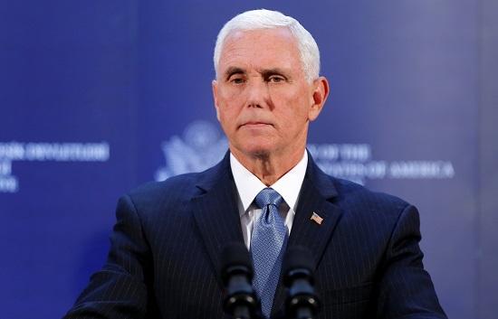 Cựu phó tổng thống Mỹ Mike Pence viết hồi ký trị giá triệu USD - Ảnh 1