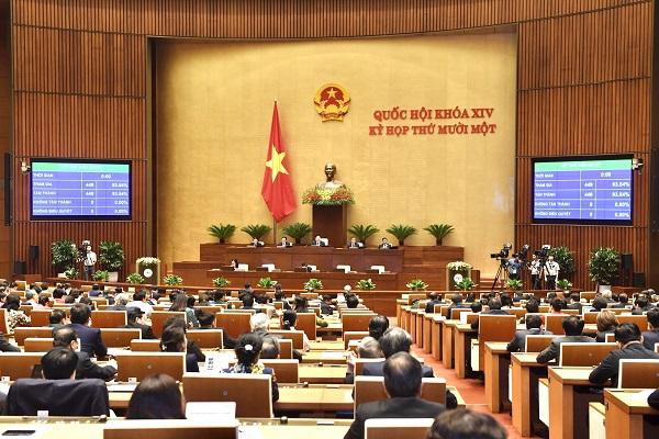 Một nhiệm kỳ Quốc hội thành công với nhiều dấu ấn sâu đậm - Ảnh 3