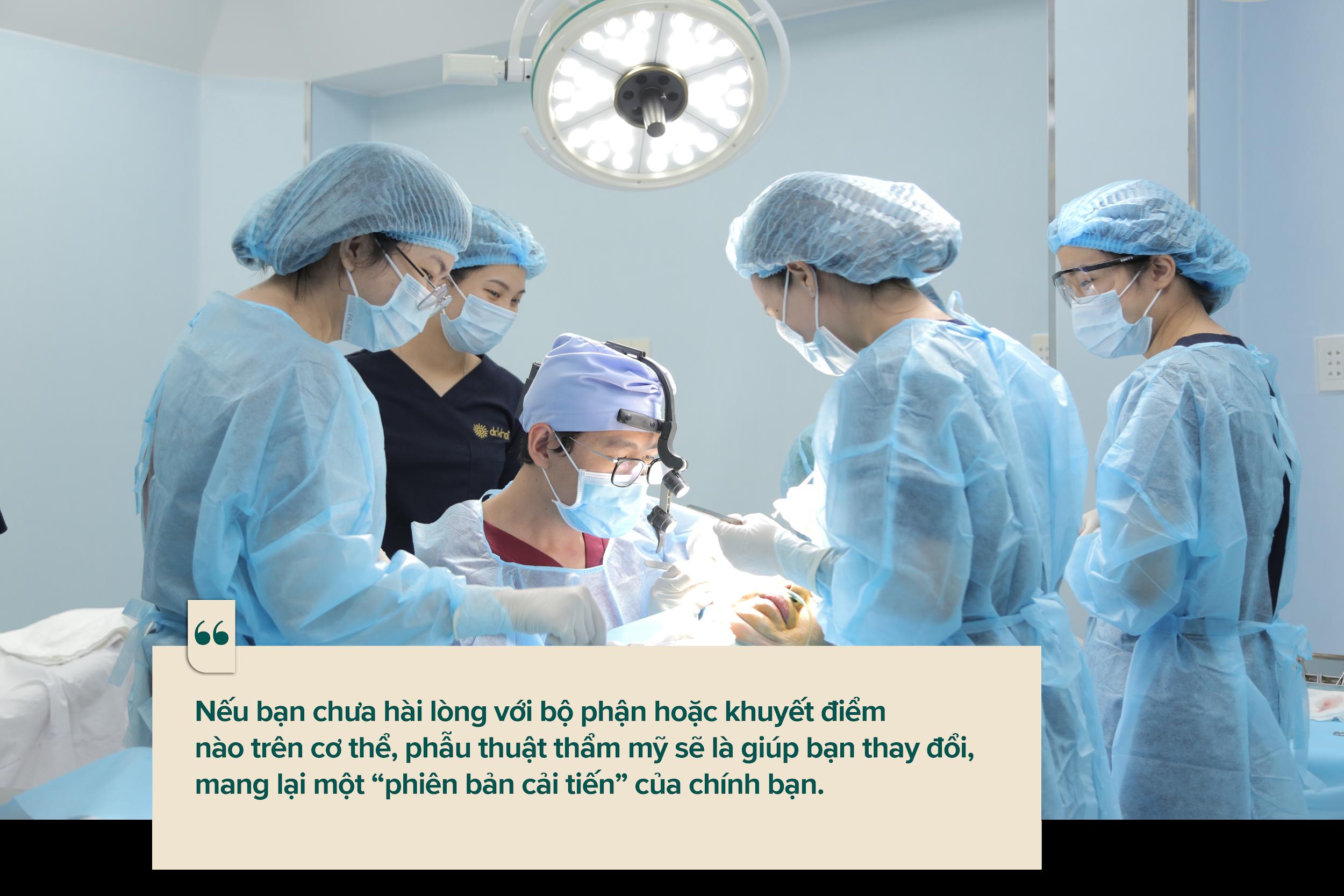 Phẫu thuật thẩm mỹ và góc nhìn mới - Ảnh 3