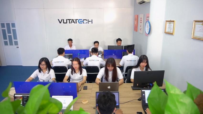 Vutatech – Công ty công nghệ Blockchain hàng đầu Việt Nam - Ảnh 1