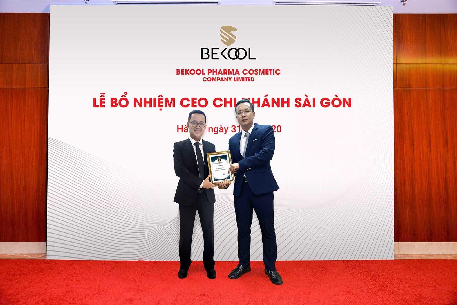 Lễ công bố sản phẩm Bemen và bổ nhiệm lãnh đạo cao cấp Bekool - Ảnh 2