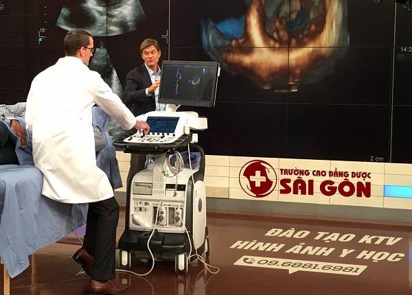 Bác sĩ Dược Sài Gòn chia sẻ những điều cần biết về siêu âm tim cơ bản - Ảnh 2