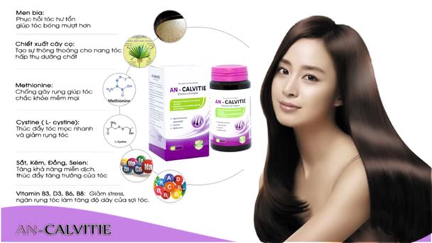 Biotin có tác dụng gì với tóc? Siêu phẩm nào giúp mọc tóc và chống rụng tóc tốt - Ảnh 5