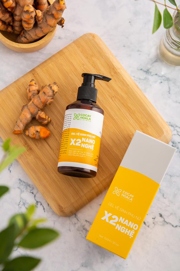 Review Gel vệ sinh phụ nữ X2 Nano nghệ- Hết ngứa, hết viêm, kỳ diệu hơn cả là hết hẳn mùi hôi sau 1 tuần sử dụng - Ảnh 2