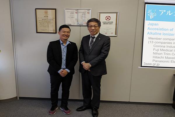 Hiệp hội nước ion kiềm Việt Nam đẩy mạnh hợp tác quốc tế phát triển khoa học và công nghệ - Ảnh 1