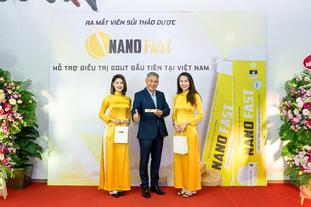 Sự kiện ra mắt sản phẩm của công ty NANO Việt Nam - Ảnh 1
