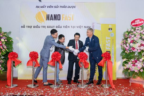 Sự kiện ra mắt sản phẩm của công ty NANO Việt Nam - Ảnh 3