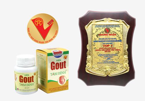 5 lý do người bệnh gout tin dùng Viên Gout Tâm Bình - Ảnh 2