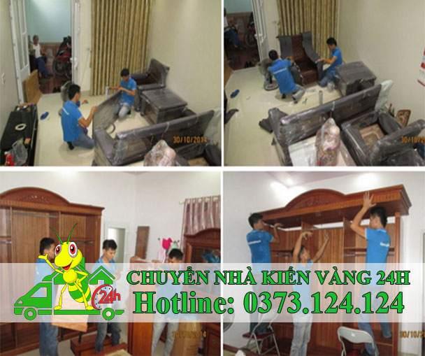 Dịch vụ chuyển nhà trọn gói tốt nhất tại thành phố Hà Nội - Ảnh 6