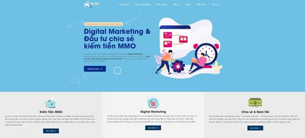 Duy Kiệt Web - Giải pháp marketing hiệu quả cho mọi công ty, doanh nghiệp - Ảnh 1