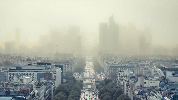 Bảo vệ da hiệu quả khi không khí bị ô nhiễm, bụi mịn - Ảnh 1