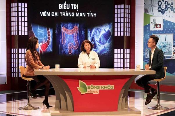 3 vị bác sĩ chữa viêm đại tràng bằng YHCT hàng đầu cả nước - Ảnh 2