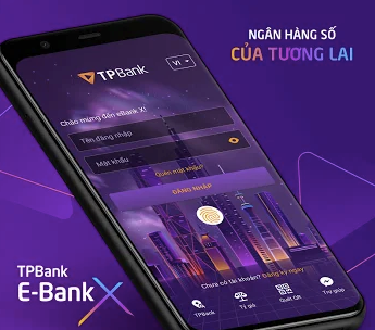 Sento APP thiết kế APP 'TPBank Mobile' cho ngân hàng TPbank  - Ảnh 1