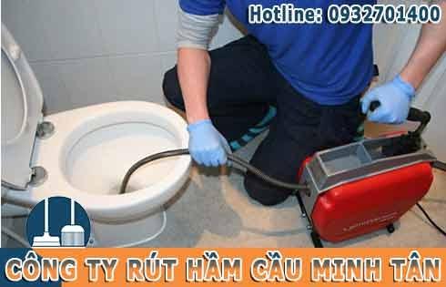Công ty thông tắc bồn cầu uy tín, giá rẻ Minh Tân    - Ảnh 1
