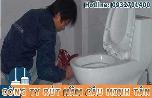 Công ty thông tắc bồn cầu uy tín, giá rẻ Minh Tân    - Ảnh 3