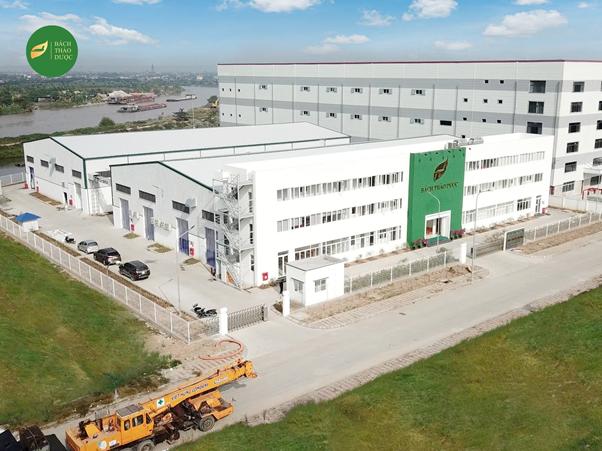 Nhà máy Bách Thảo Dược sản xuất thực phẩm chức năng uy tín tin cậy hàng đầu - Ảnh 1