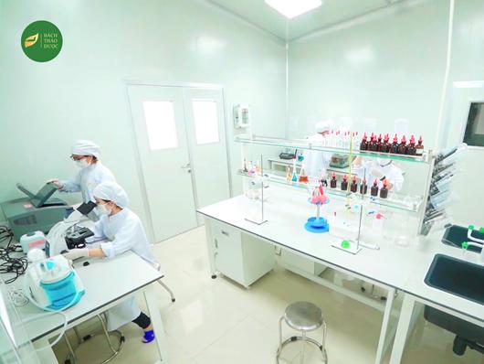 Nhà máy Bách Thảo Dược sản xuất thực phẩm chức năng uy tín tin cậy hàng đầu - Ảnh 3