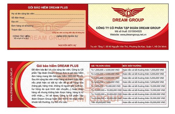 Dream Group ra mắt sản phẩm Bảo Hiểm Đơn Hàng dành cho Cộng Tác Viên - Ảnh 1