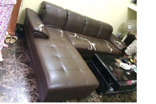 Sai lầm thường mắc khi mua sofa da thật nhập khẩu - Ảnh 1