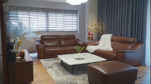 Sai lầm thường mắc khi mua sofa da thật nhập khẩu - Ảnh 2