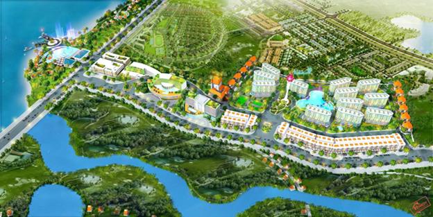 Bình Thuận: Dự án Aloha Beach Village vi phạm quy định phòng, chống rửa tiền - Ảnh 1