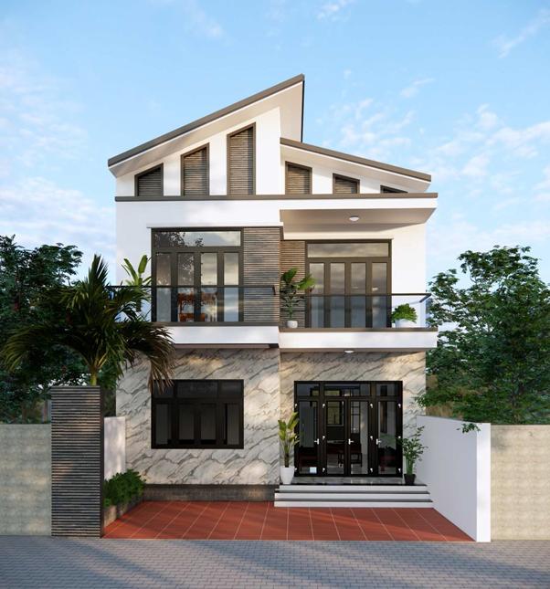 Thiết kế nhà đẹp tại 63 tỉnh thành - Ảnh 1