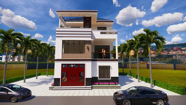 Thiết kế nhà đẹp tại 63 tỉnh thành - Ảnh 3