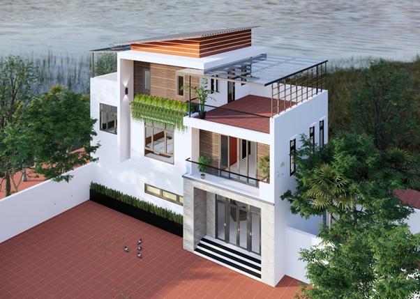 Thiết kế nhà đẹp tại 63 tỉnh thành - Ảnh 6