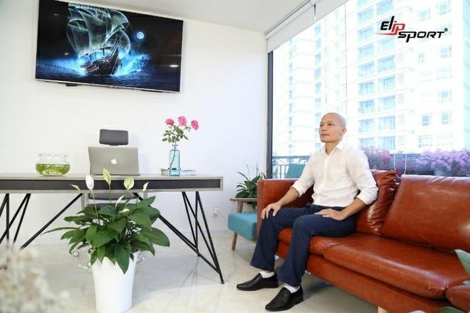CEO Elipsport: Sức khỏe của người Việt là mục tiêu của cuộc đời tôi - Ảnh 2