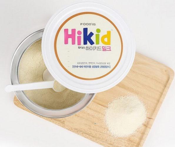 Những loại sữa tăng cân tốt nhất cho bé trên thị trường - Ảnh 3
