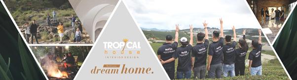 Tạo ra sự phù hợp với nội thất mà bạn muốn với Tropical House - Ảnh 1