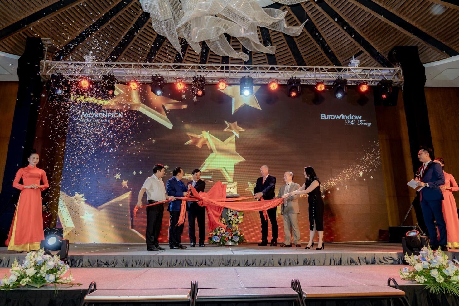 Movenpick Resort Cam Ranh và Radisson Blu Resort Cam Ranh chính thức được công nhận 5 sao - Ảnh 3