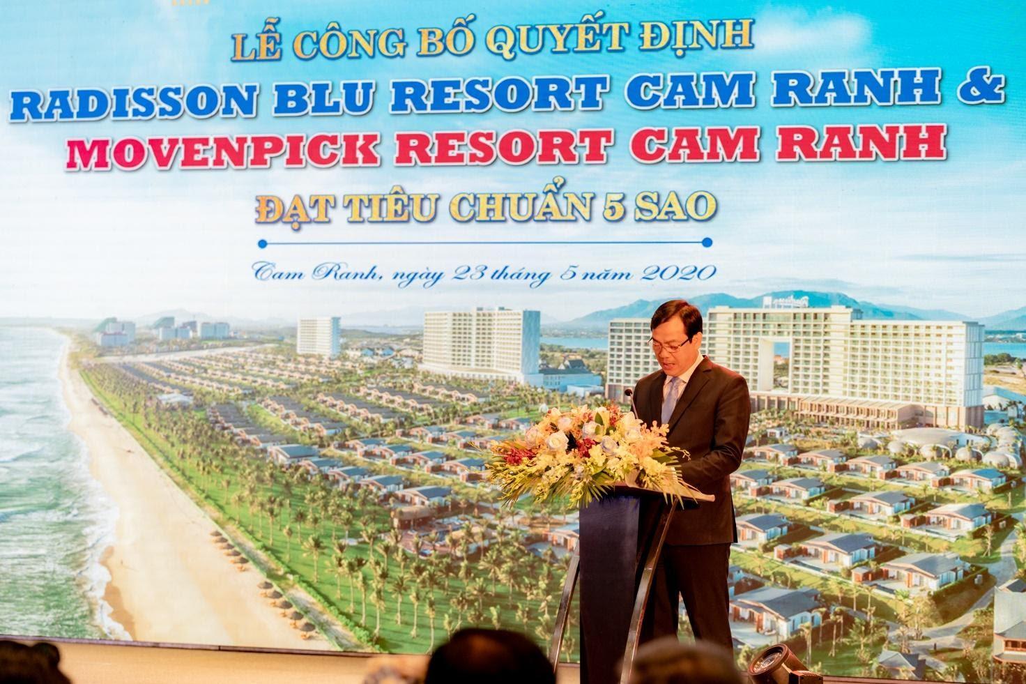 Movenpick Resort Cam Ranh và Radisson Blu Resort Cam Ranh chính thức được công nhận 5 sao - Ảnh 4