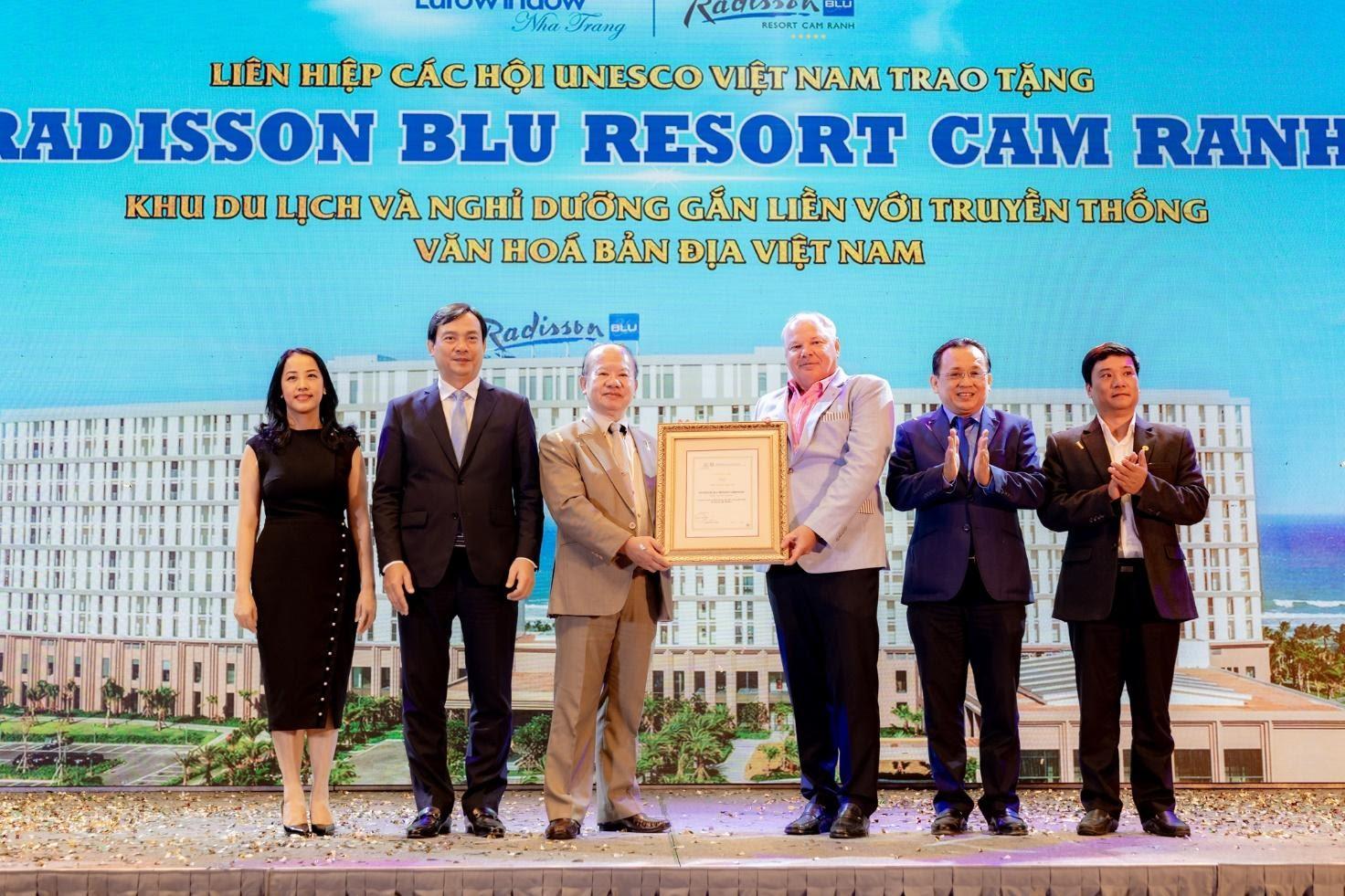 Movenpick Resort Cam Ranh và Radisson Blu Resort Cam Ranh chính thức được công nhận 5 sao - Ảnh 7