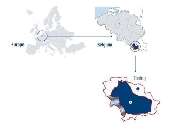 Ủy ban Châu Âu phê chuẩn: Bỉ có thể thu hẹp phạm vi nhiễm dịch tả lợn Châu Phi - Ảnh 2