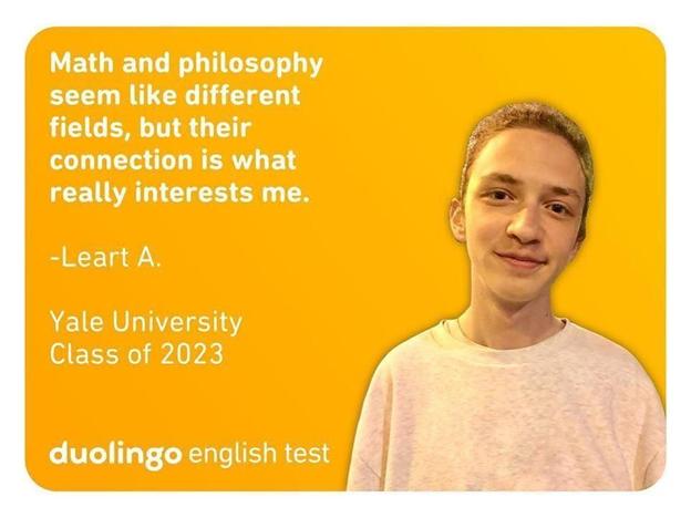 Nghe du học sinh kể chuyện thi Duolingo English Test - Ảnh 1