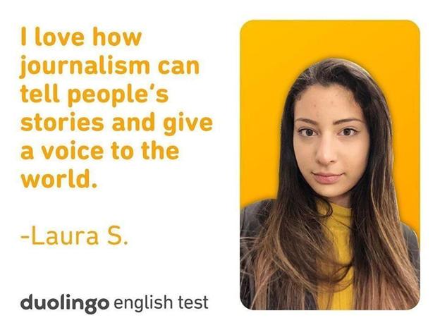 Nghe du học sinh kể chuyện thi Duolingo English Test - Ảnh 2
