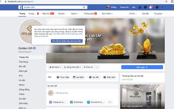 """Cách """"xin"""" dấu tích xanh Facebook đơn giản và an toàn nhất năm 2020 - Ảnh 1"""